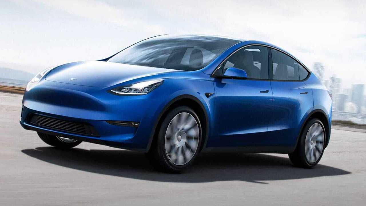 Tesla Model Y: Bis ca. 505 km WLTP
