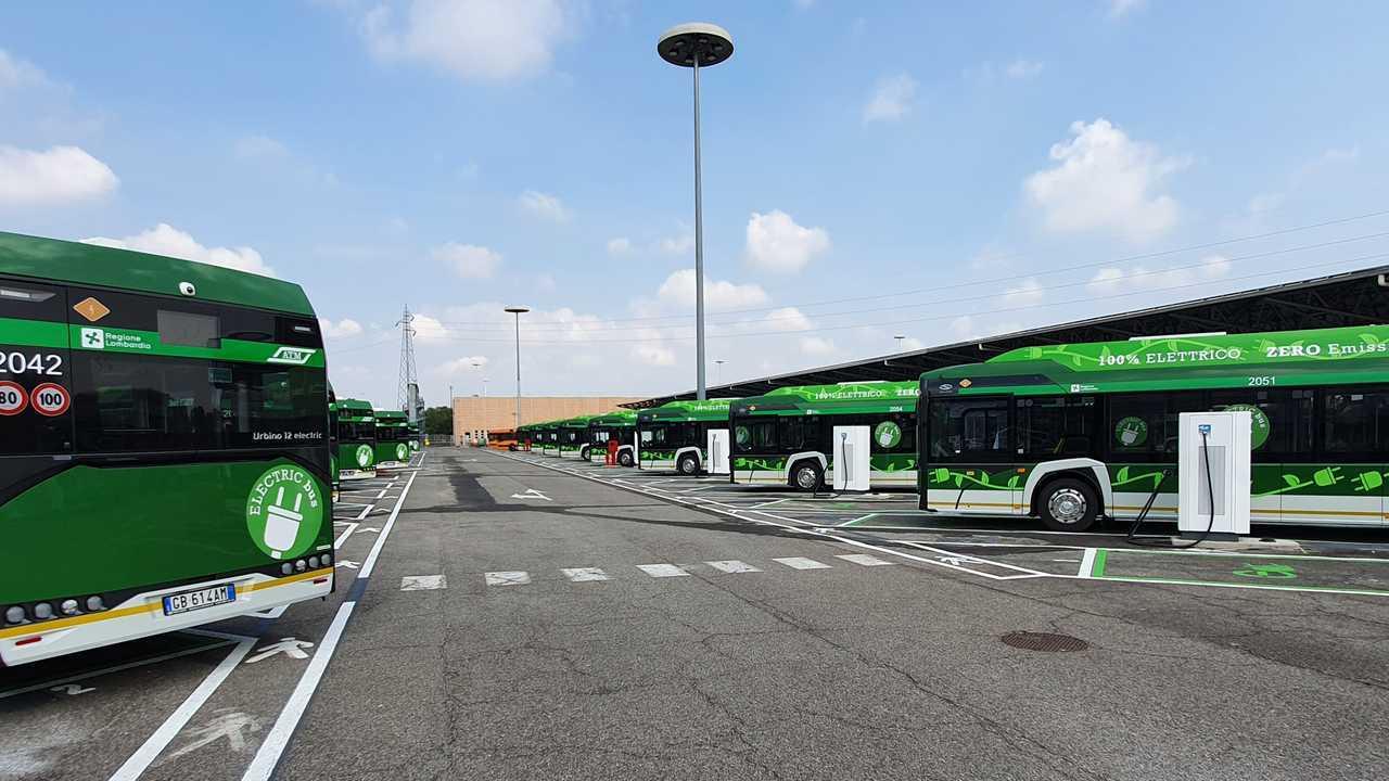 E-bus Atm Milano