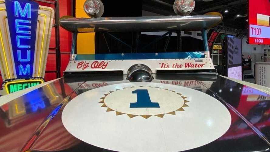 Багги Big Oly в стиле первого Ford Bronco