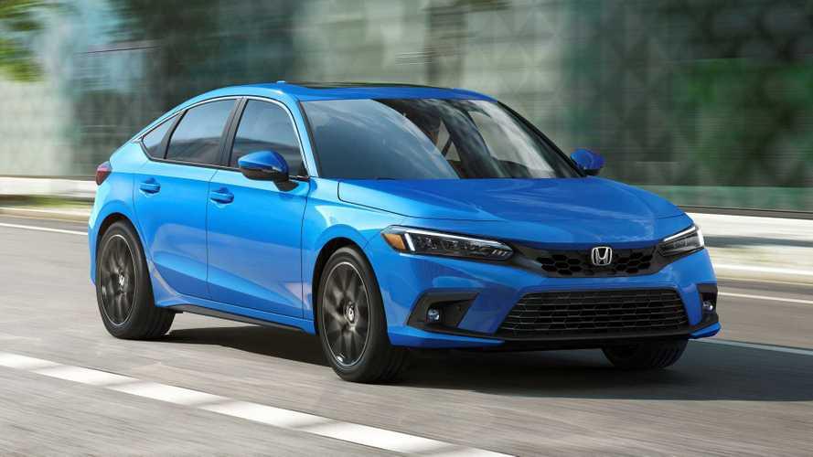 Honda présente sa nouvelle Civic hybride