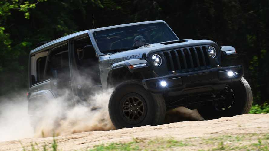 Jeep Wrangler Unlimited Rubicon Xtreme Recon
