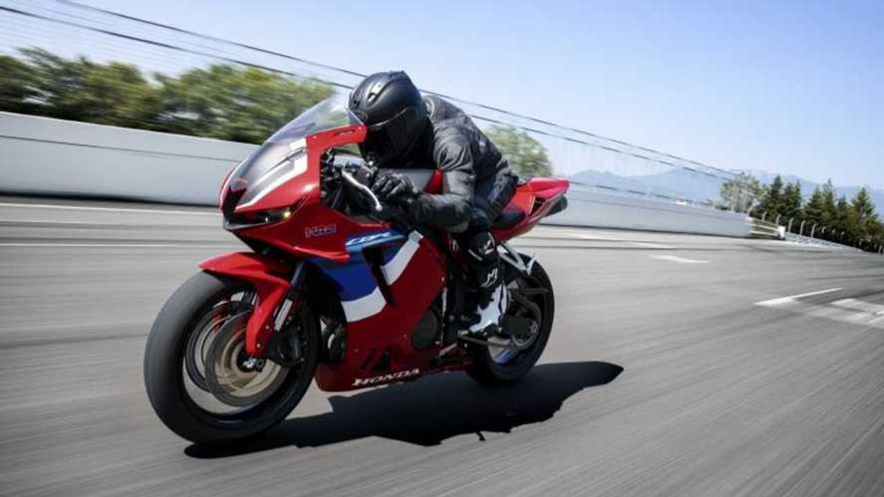 The Honda CBR600RR Races Into The Asian Market