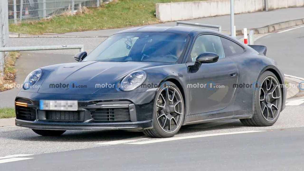 Porsche 911 Prototipleri Ön