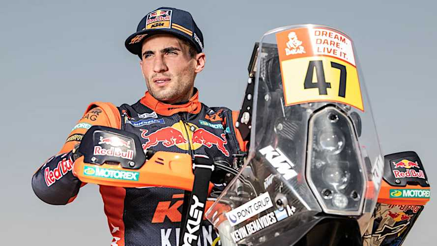 2021 Dakar Champ Kevin Benavides Signs With Red Bull KTM Factory Team