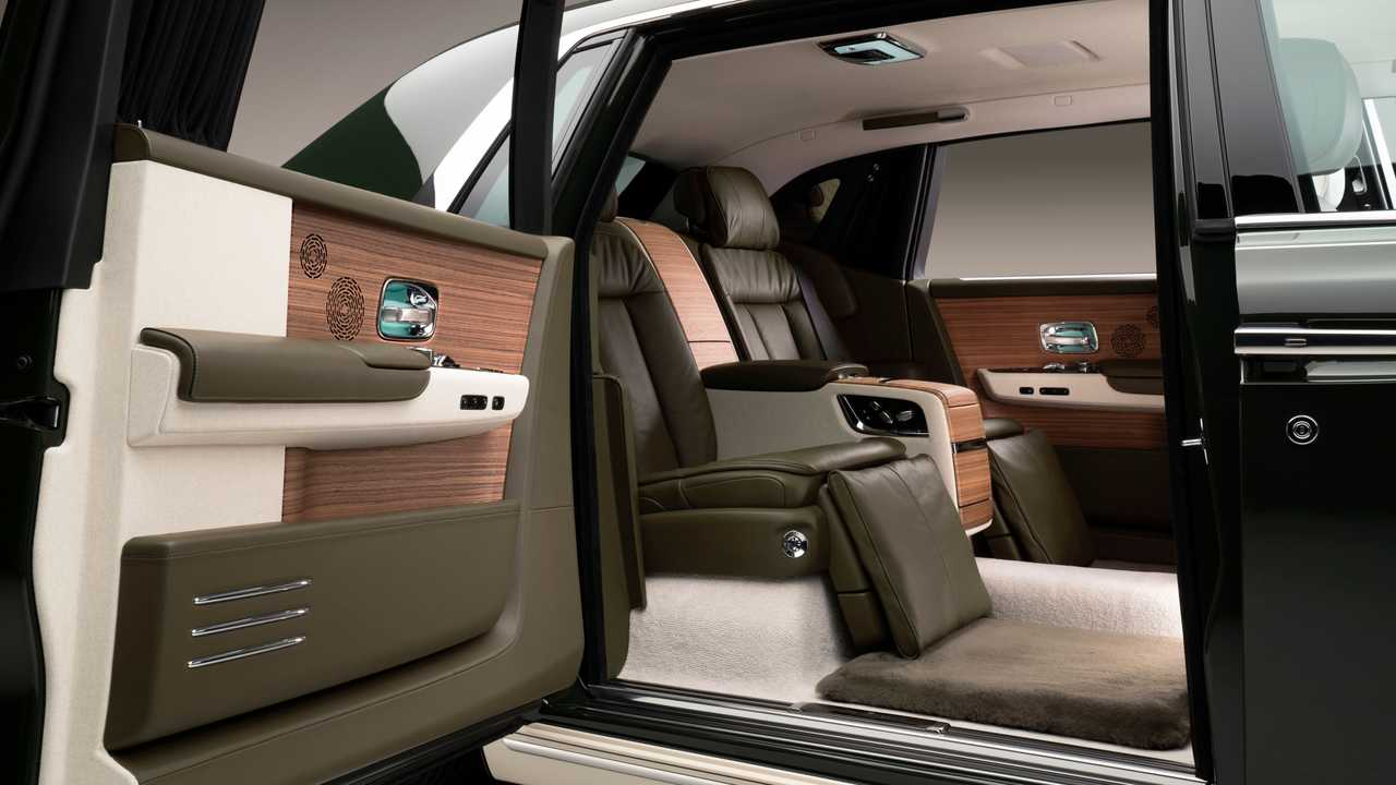 Rolls-Royce - Oribe fantasma