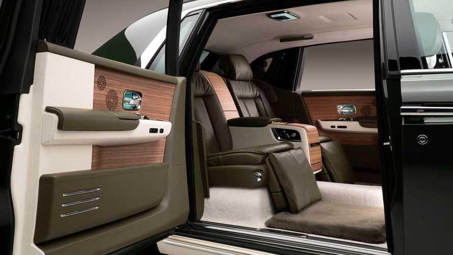 Incredibile Rolls-Royce, eccone una unica al mondo