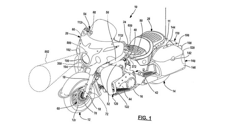Indian Evolves Adaptive Cruise Control Systems In Latest Patent