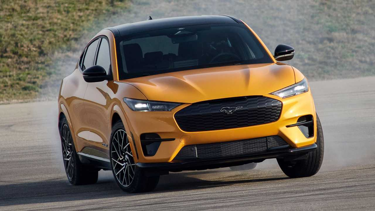 2021 Ford Mustang Mach-E GT Pricing
