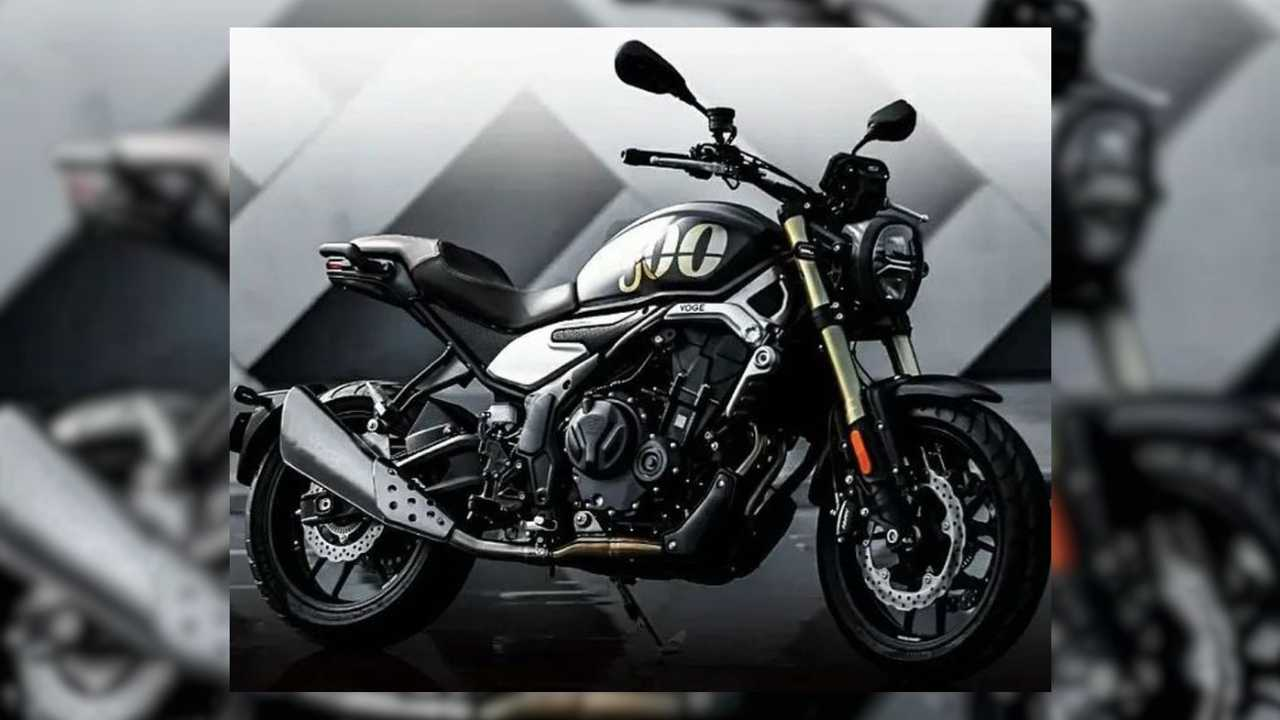 Loncin Launches Revamped Voge 500AC Retro-Styled Naked Bike