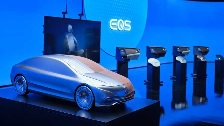 2021 Mercedes EQS Workshop