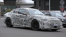 2023 bmw m2 coupe spy shots