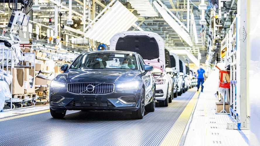 Volvo Cars Ambil Alih Pabrik dan Penjualan di Cina