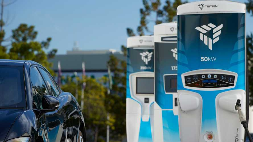 Tritium Software Update Unlocks Plug And Charge Capabilities