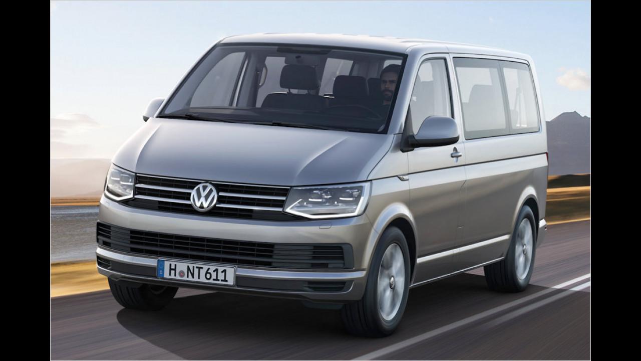 Transporter: VW T6