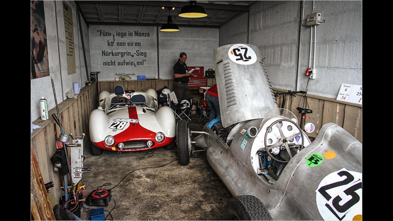 Zeitmaschine Oldtimer Grand Prix