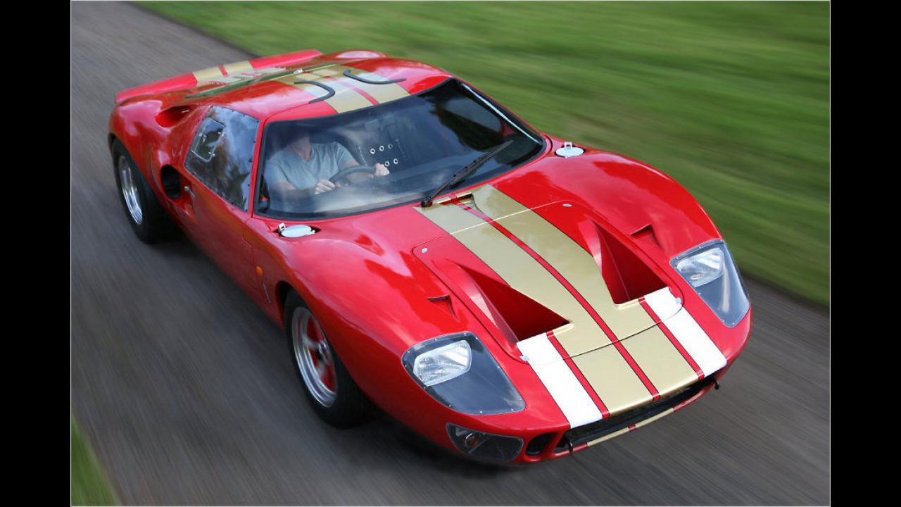 Le Mans Coupé Limited GT40
