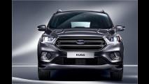 Ford Kuga: Kräftiges Update