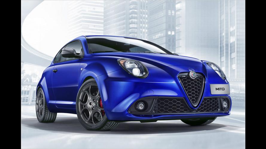 Der Alfa MiTo bekommt ein Facelift (2016)