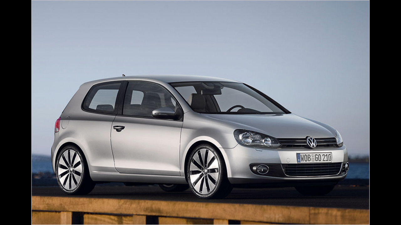 VW Golf VI (2008-2012)