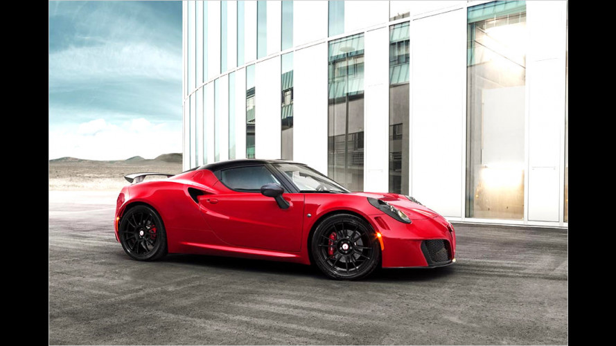 Alfa 4C von Pogea Racing versägt Supersportler