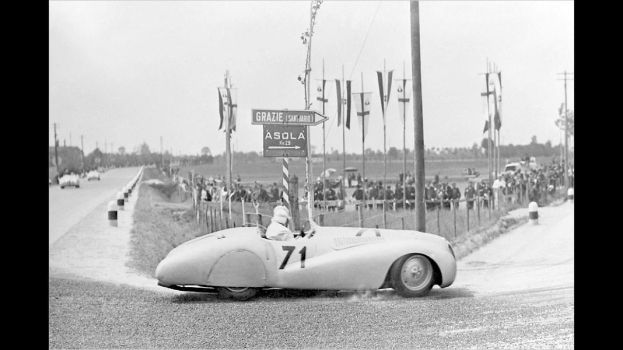 28. April 1940: Sieg bei der Mille Miglia