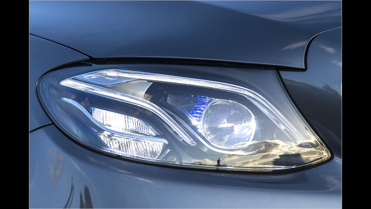 Licht: Multibeam-LED-Scheinwerfer