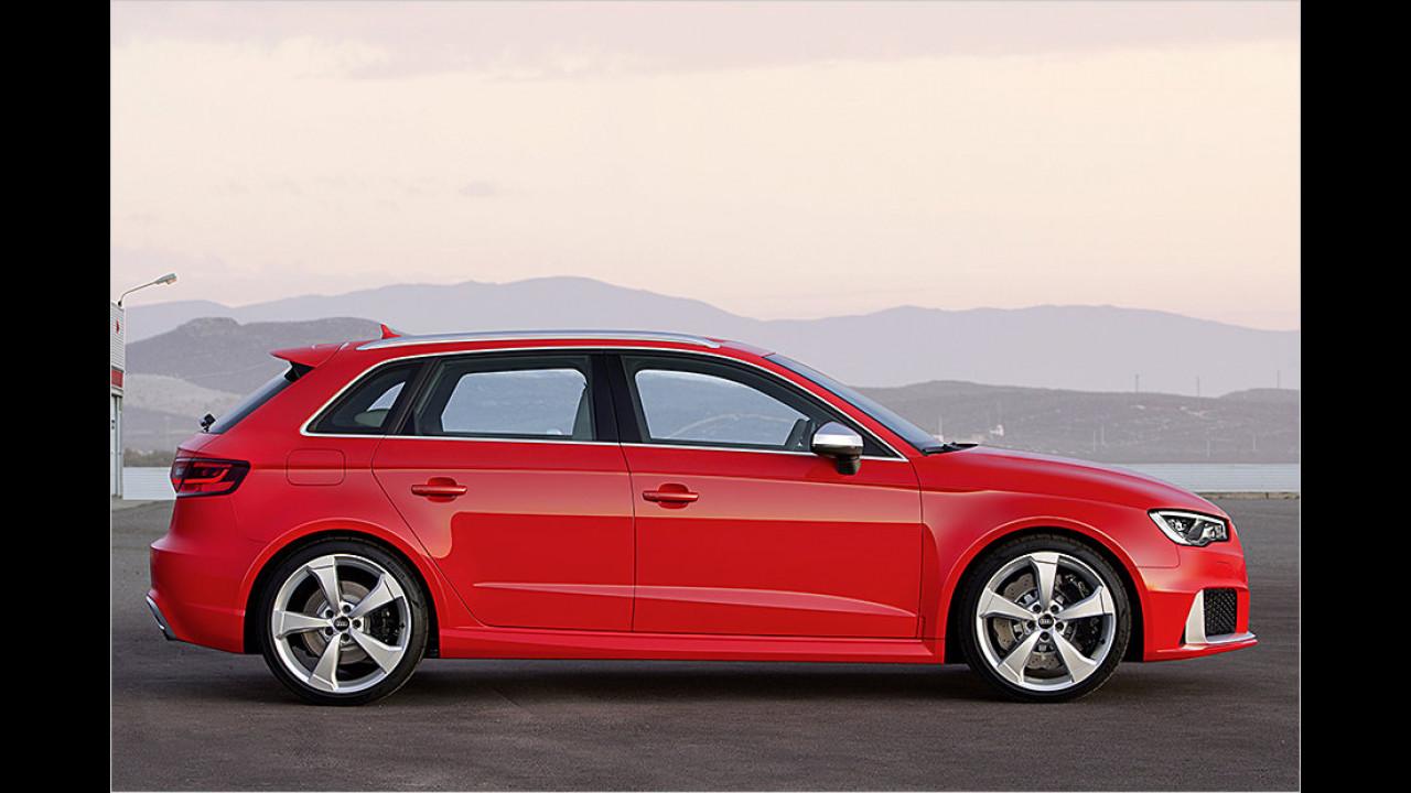 Audi RS 3 Sportback (ab Juni)