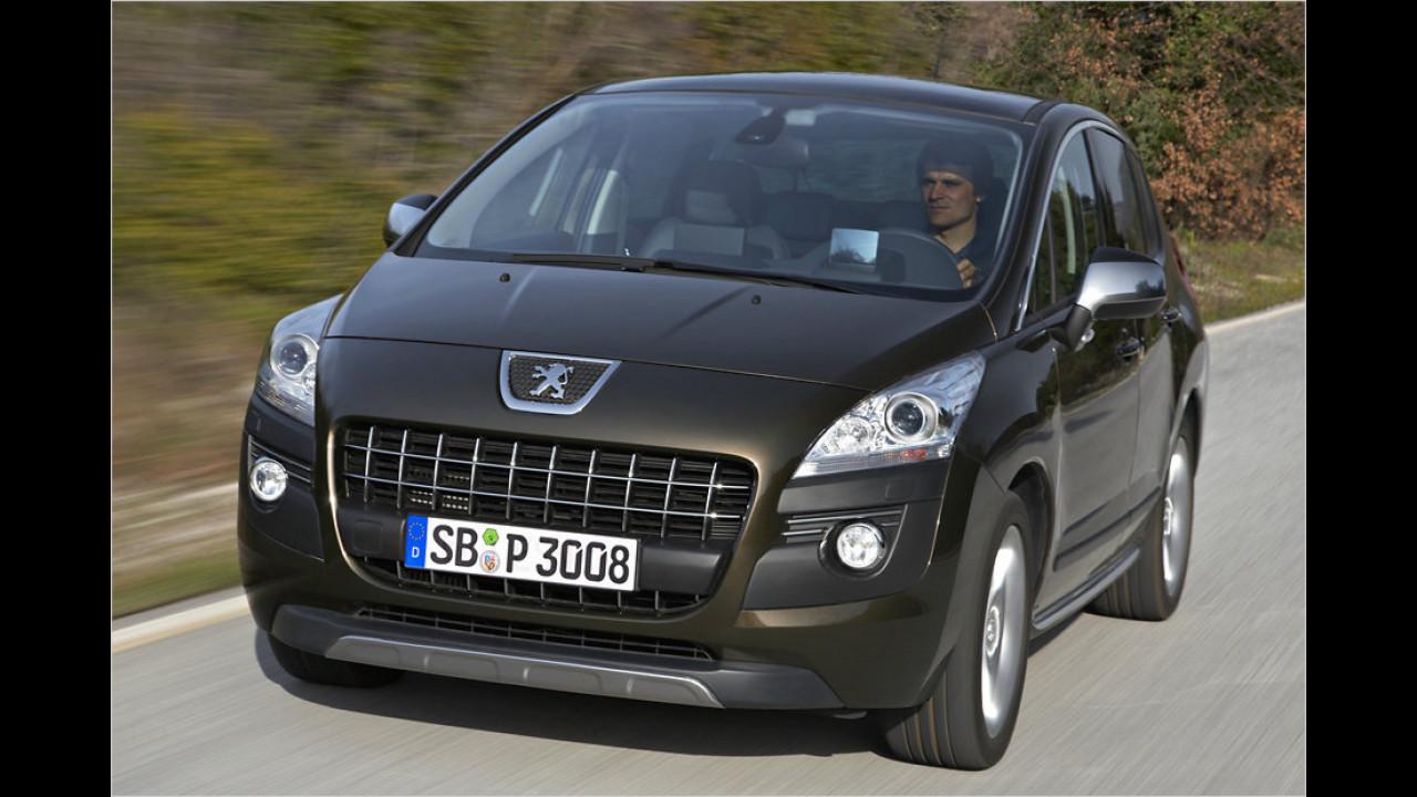 Peugeot 3008/508 SW Family