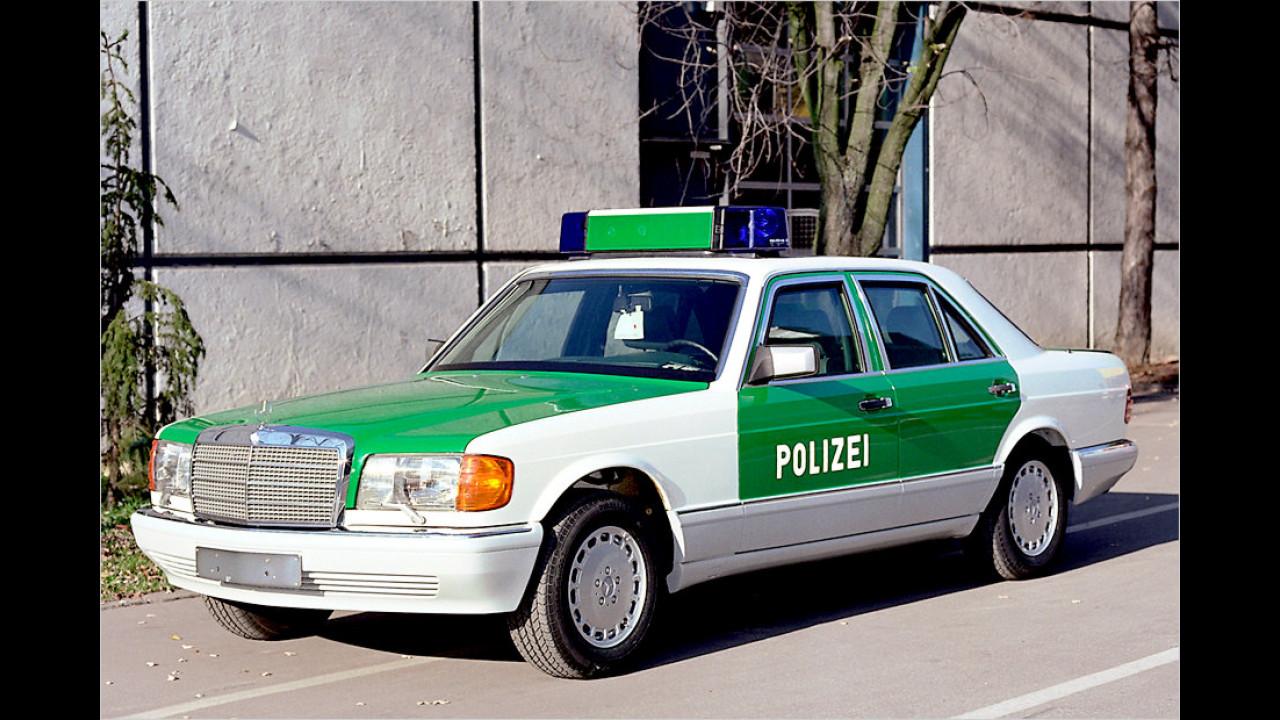 Mercedes 420 SEL (1987)