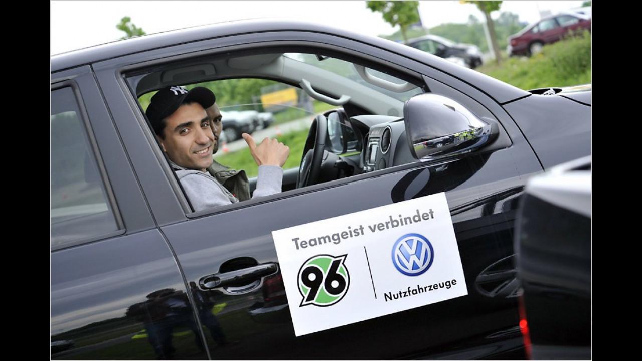 Moa Abdellaoue: VW Amarok