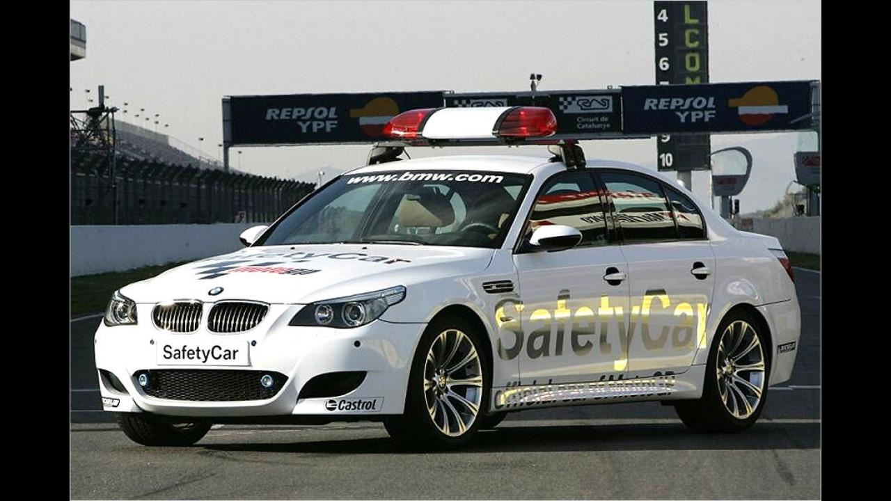 MotoGP 2005: BMW M5