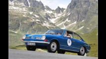 Silvretta Classic: Dabei mit VW