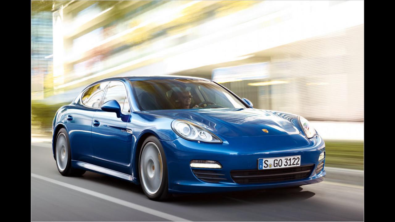 Porsche Panamera Diesel Tiptronic S