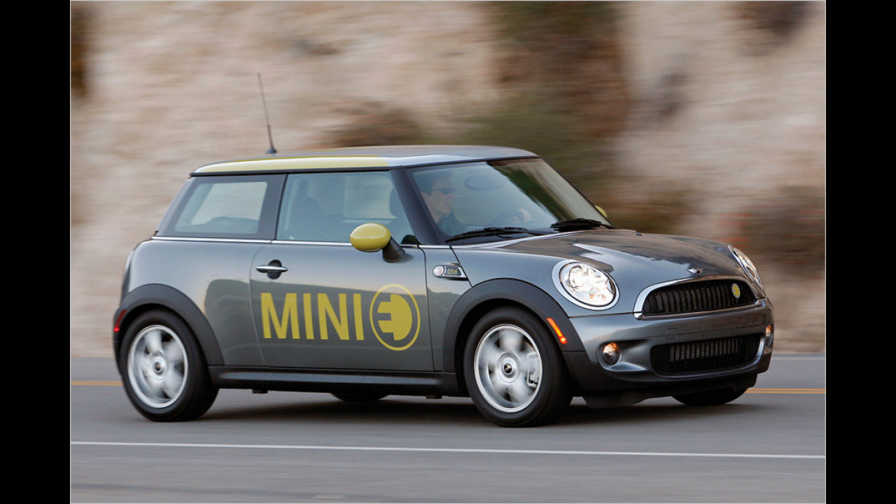 2010: Mini E