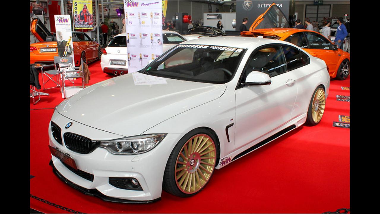 Rieger BMW 4er Coupé