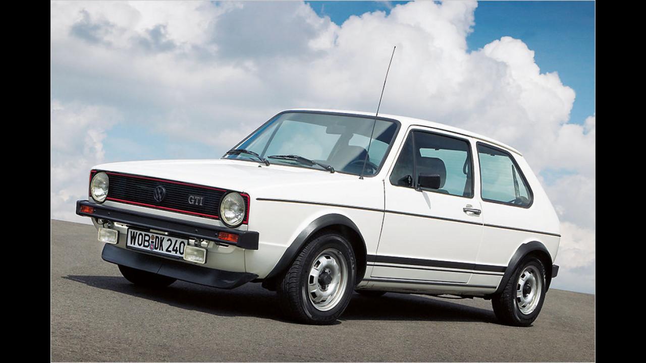 1975: Der Ur-GTI