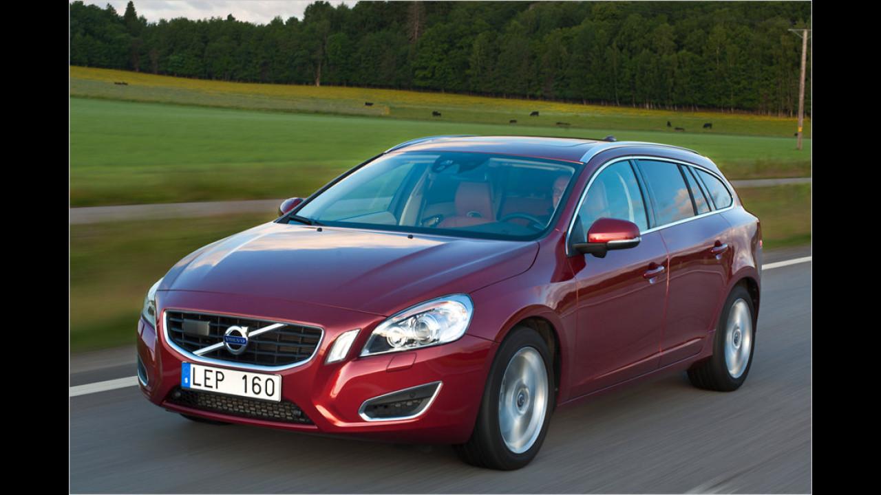 Top: Volvo S60/V60