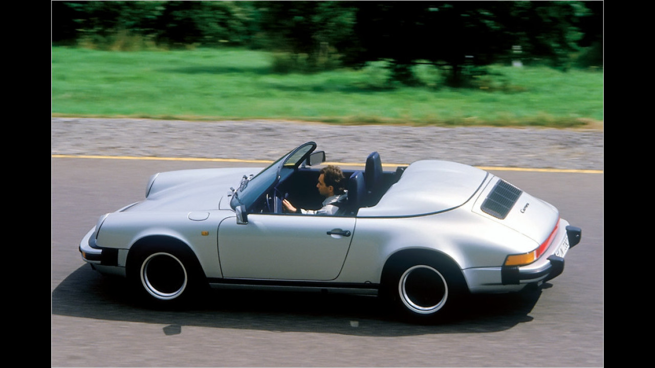 Porsche 911 Speedster (1987)