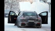 Erwischt: Porsche Panamera