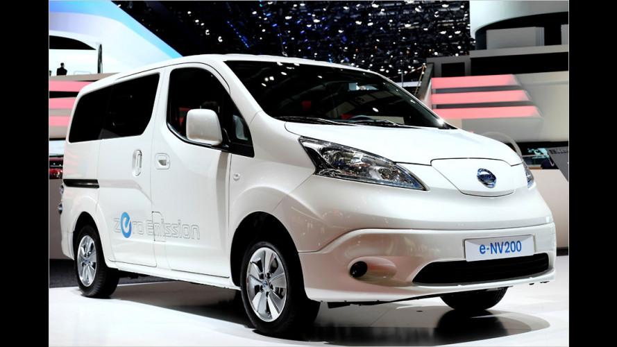 Emissionsfrei transportieren