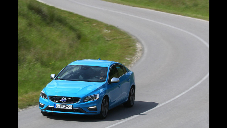 Volvo S60 D4: Hart, aber herzlich