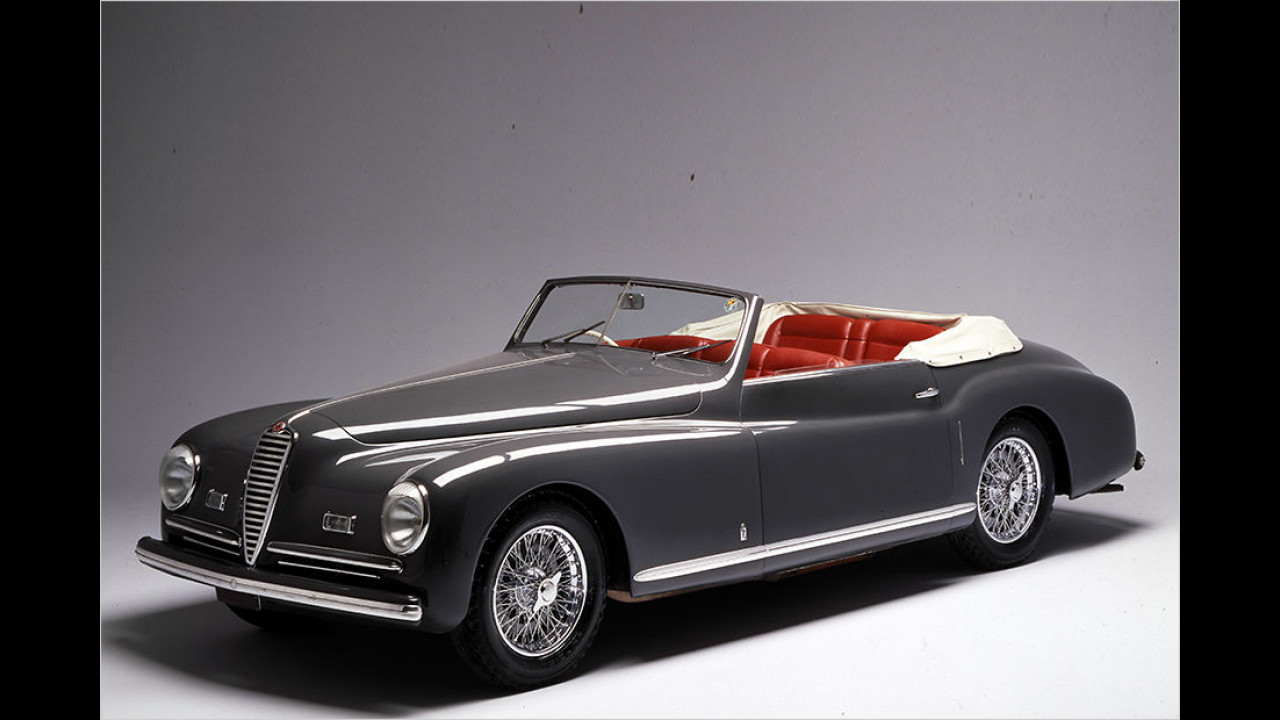 6C 2500 S Cabriolet Lusso Pininfarina (1946)