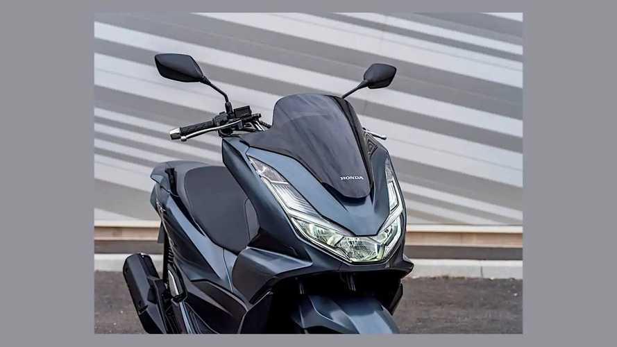 Honda SH350i dan PCX125