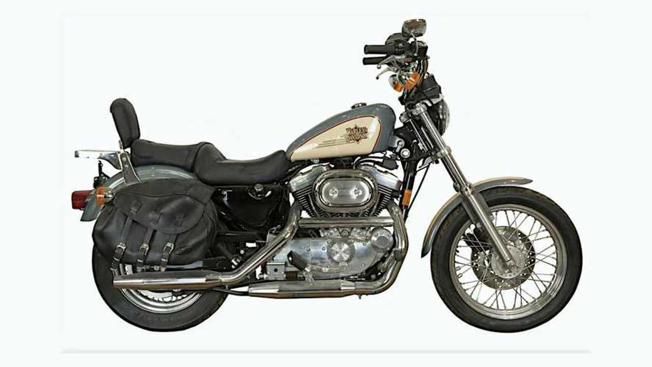 Chris Farley's 1997 Harley-Davidson XLH 1200 Sportster