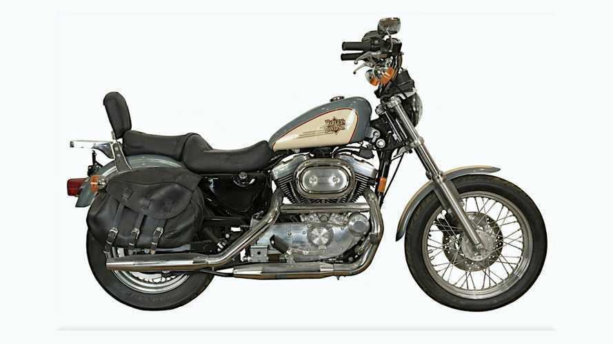 You'd Better Move Fast If You Want To Own Chris Farley's Harley