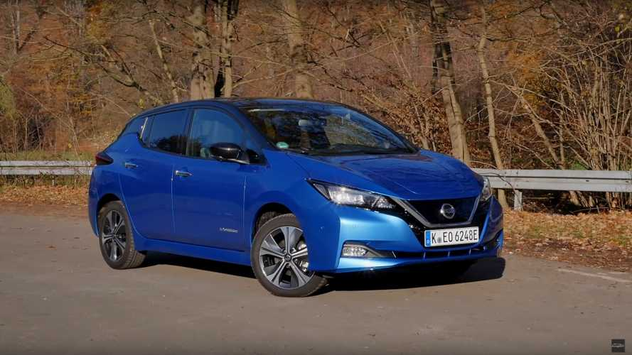 Autogefühl Checks Out How The Aging Nissan LEAF e+ Fares Today