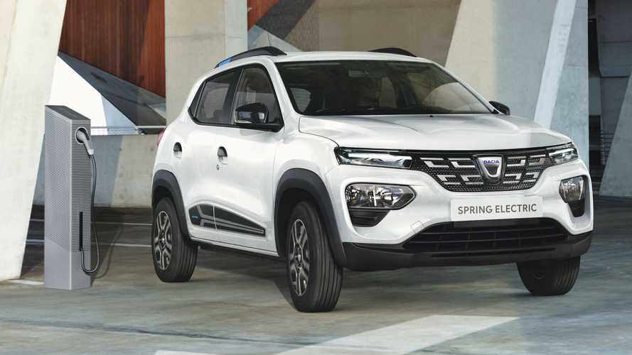Dacia Spring Electric (Kwid elétrico)