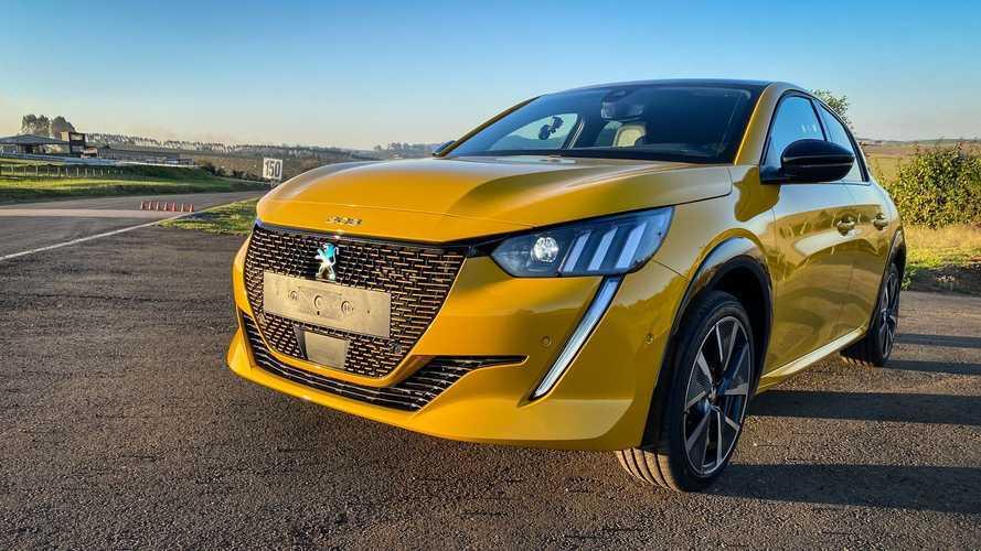 Peugeot 208 reestilizado terá versão esportiva PSE; será o 'GTi elétrico'