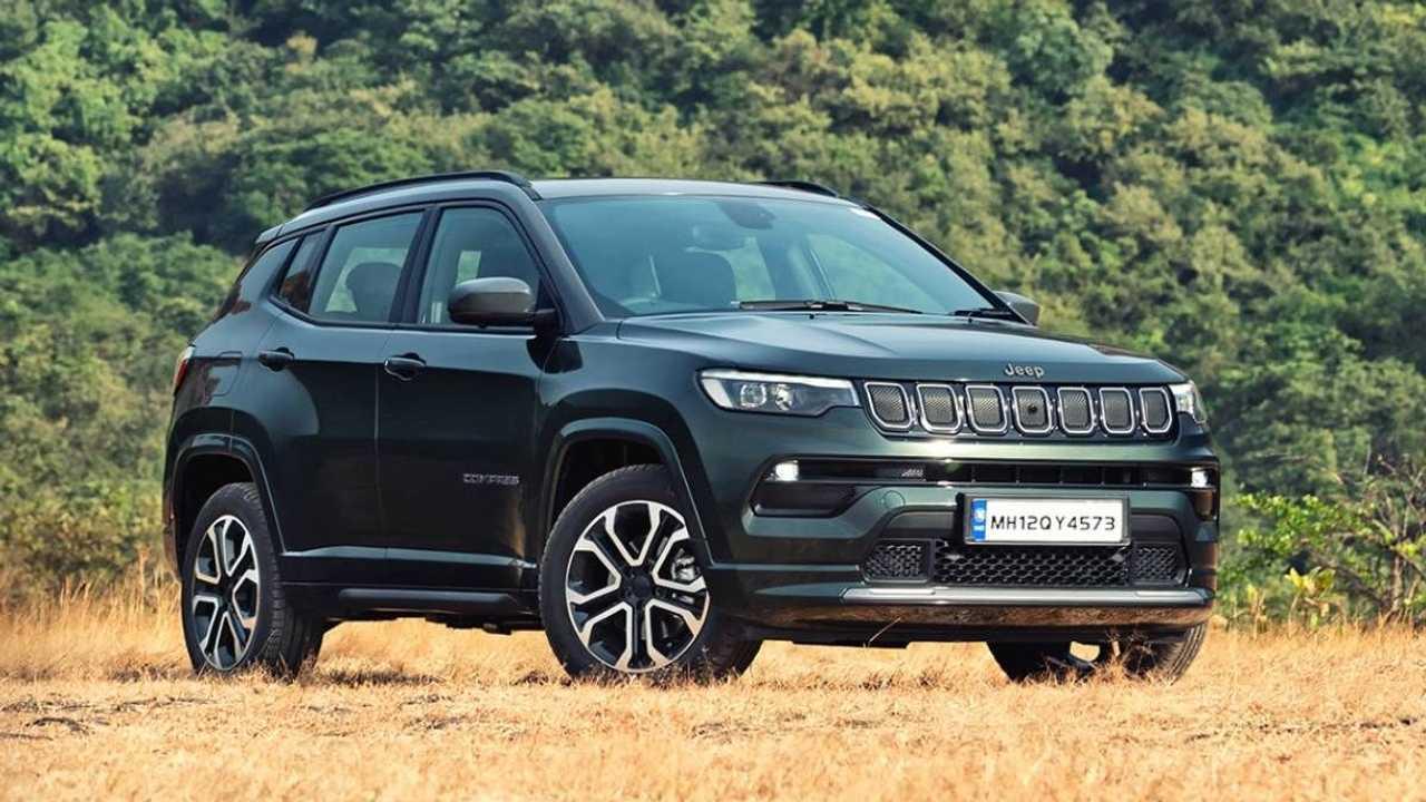 Jeep Compass 2022 (India)