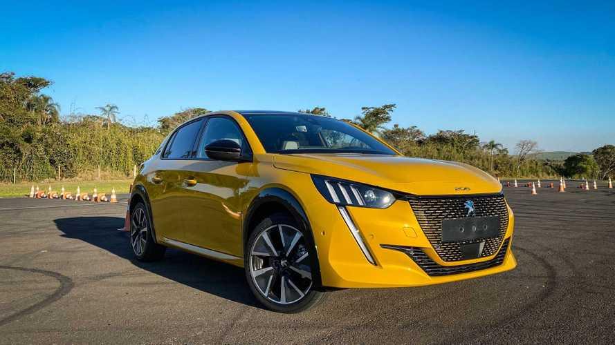 Novo Peugeot e-208 GT: versão 100% elétrica é lançada no Brasil
